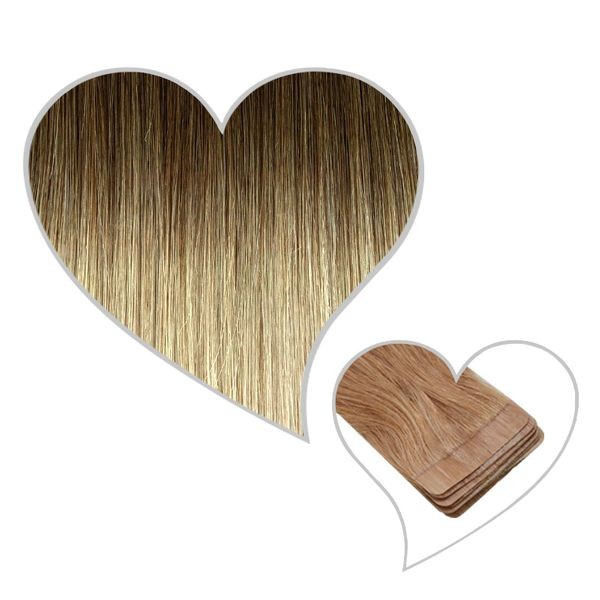 10 Tape-Extensions 60cm root#8B/615