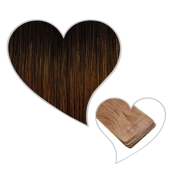 10 Tape-Extensions 45cm root#1B/06
