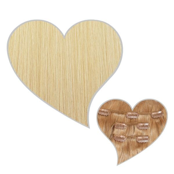 Clip-Extensions 110g/50cm champagnerblond#22