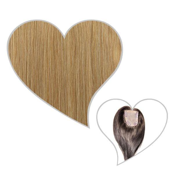 Oberkopf-Haarteil karamellblond#14
