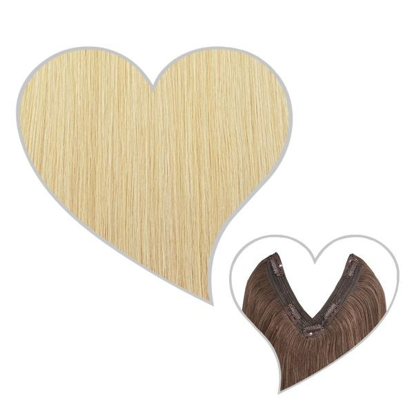 Easy Clip-in 50cm champagnerblond#22