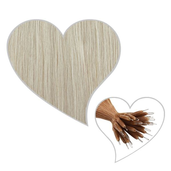 25 Nanoring-Extensions 60cm silver-white#SW