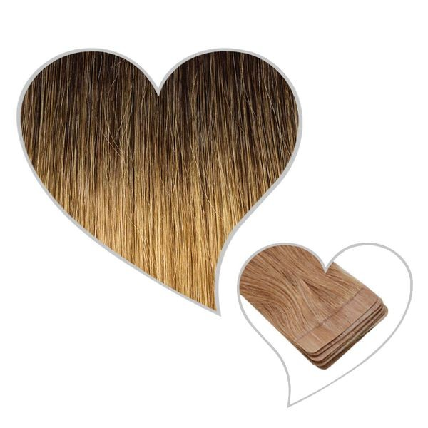 10 Tape-Extensions 45cm root#04/16