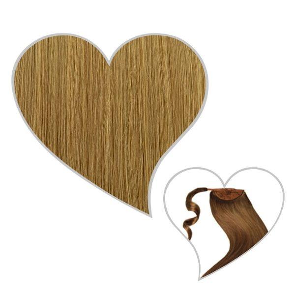 Ponytail-Pferdeschwanz 60cm chai-blond#15
